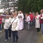 Relikwie Krzyża 2012